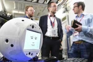 Технології Компанія SpaceX відправила у космос першого робота зі штучним інтелектом SpaceX космос новина роботи сша штучний інтелект