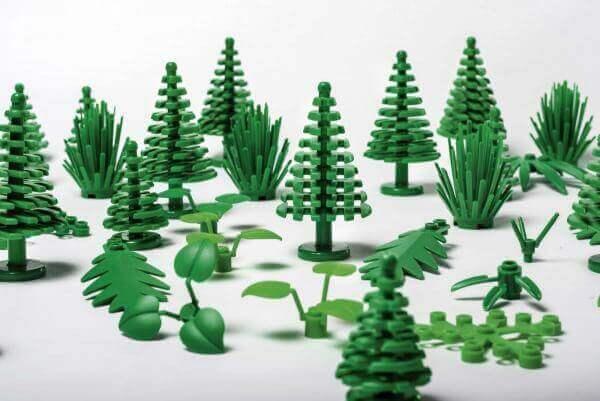 LEGO випустила перший конструктор, зроблений із цукрової тростини