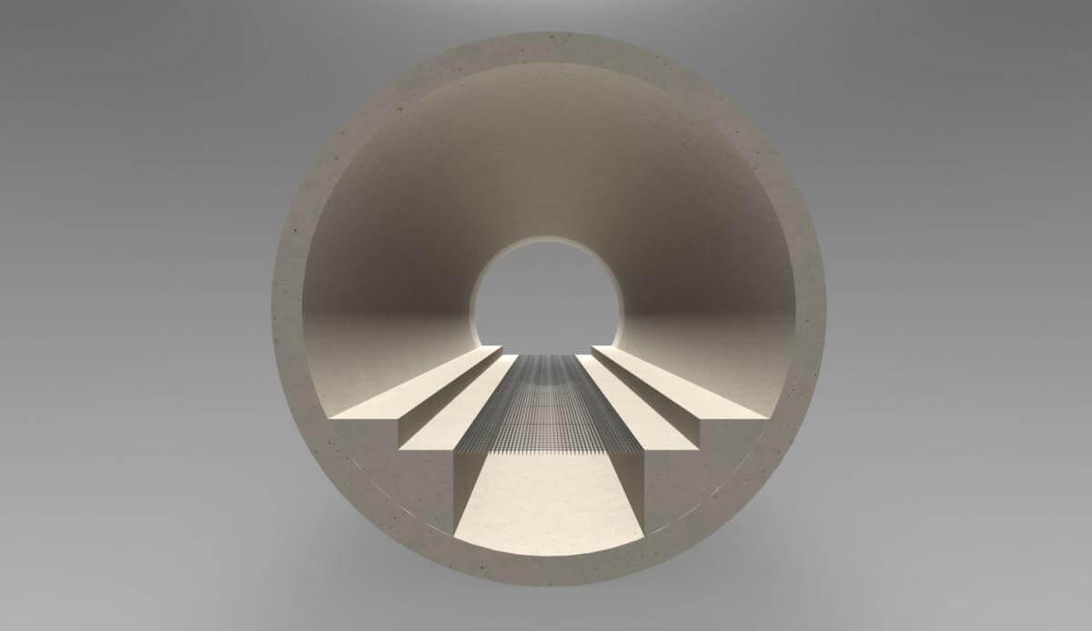 Ілон Маск побудує в Лос-Анджелесі тунель із безпілотними електробусами на основі Tesla Model X