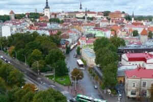Життя Естонія скасувала плату за проїзд в громадському транспорті екологія естонія новина транспорт у світі