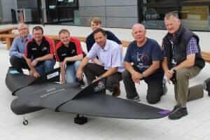 Технології Завдяки графену в Британії створити безпілотник, що не боїться блискавок і має низьку вагу британія дрон новина у світі