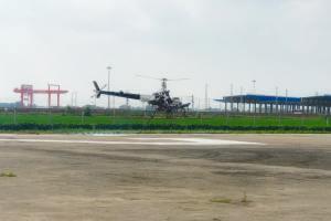 Технології В Китаї успішно пройшов тестування перший безпілотний гелікоптер авіа дрон кнр новина транспорт у світі