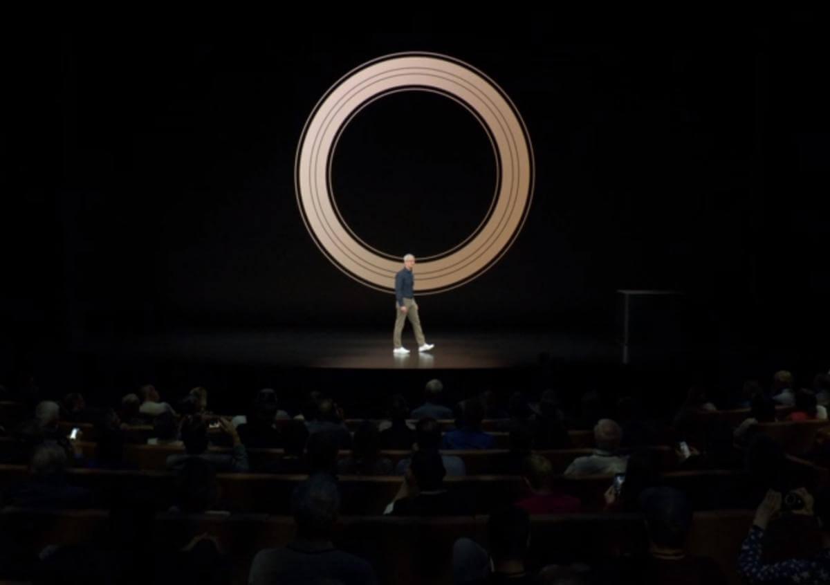 Все, що показали, на Apple Event 2018