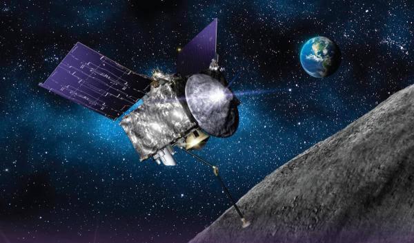 NASA знайшла астероїд, який, можливо, пояснить, як виникла Сонячна система