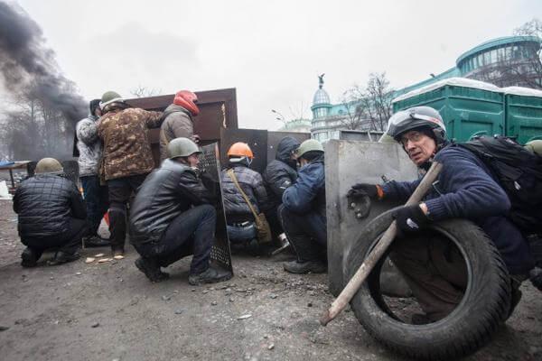 Українці збирають гроші на документальний проект про події на Майдані 20 лютого 2014-го