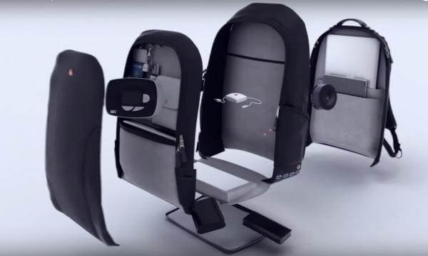 Розробник «розумного» рюкзака втік із зібраними через краудфандинг $800 тис.