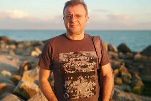 Життя Інтерв'ю: Ян Валетов про історію, фантастику і пропаганду Інтерв'ю книги лонгрід україна