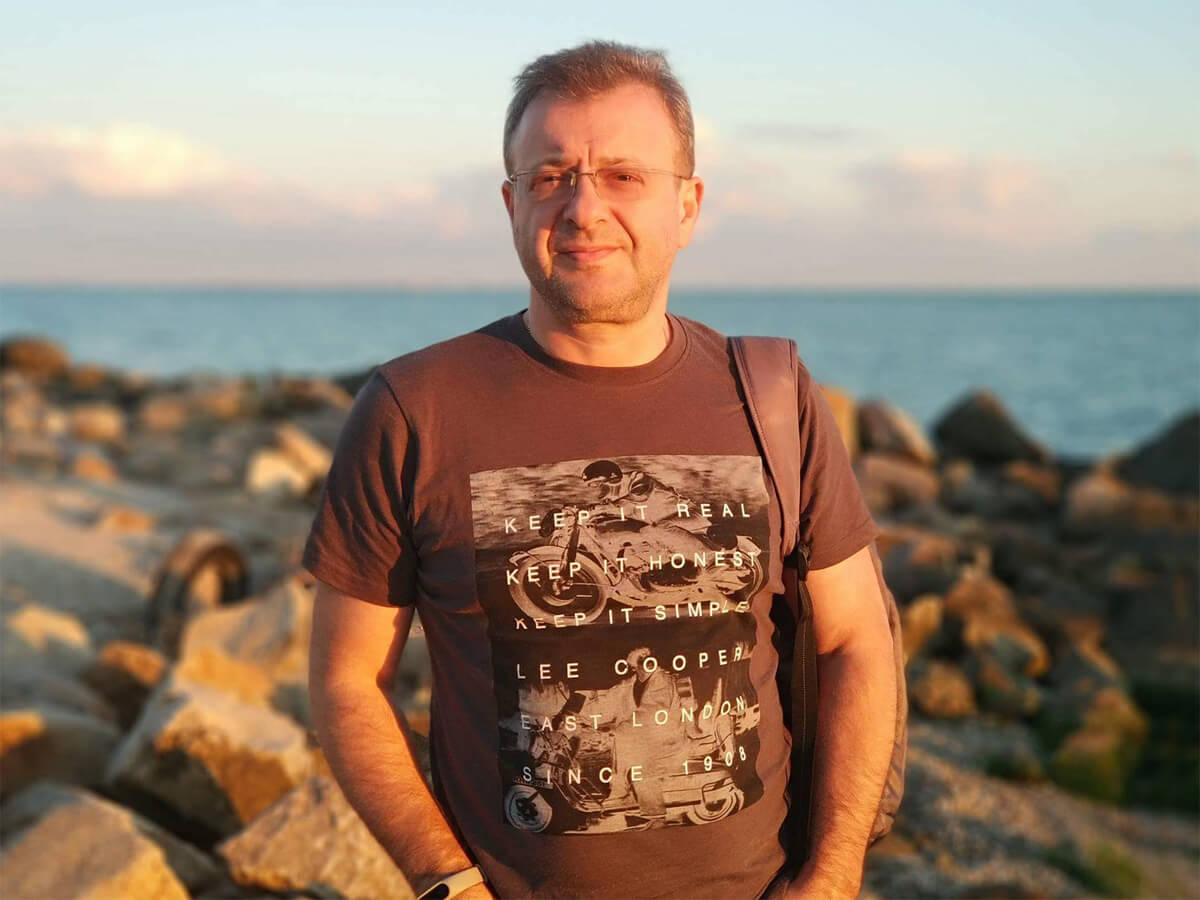 Інтерв'ю: Ян Валетов про історію, фантастику і пропаганду