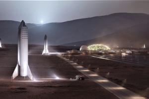 Життя Ілон Маск побудує першу базу на Марсі 2028 року ілон маск космос марс новина сша у світі