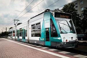 Технології У німецькому Потсдамі відтепер їздить безпілотний трамвай дрон німеччина новина транспорт у світі