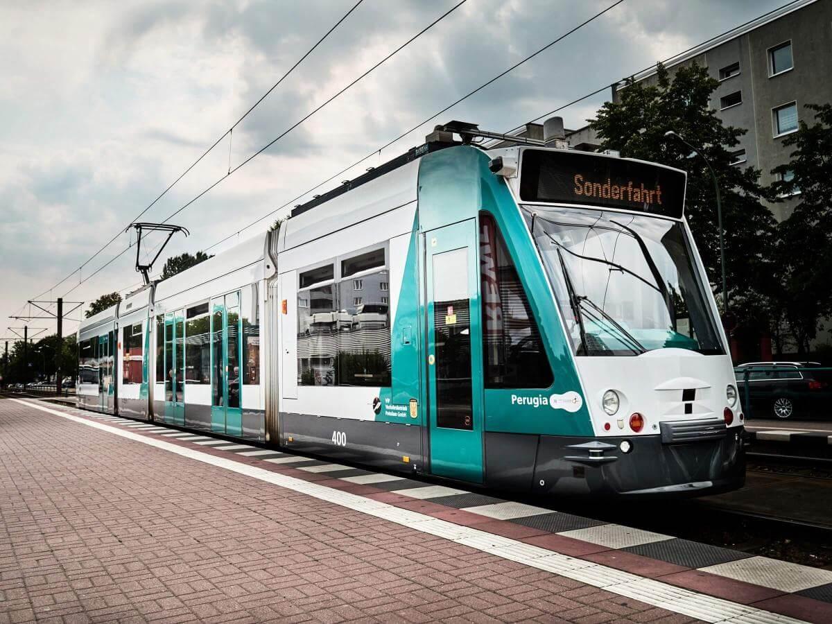 У німецькому Потсдамі відтепер їздить безпілотний трамвай