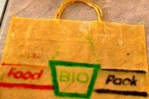 Технології У Сумах створили біопакети, що можуть повністю замінити пластик екологія зроблено в Україні новина сміття суми