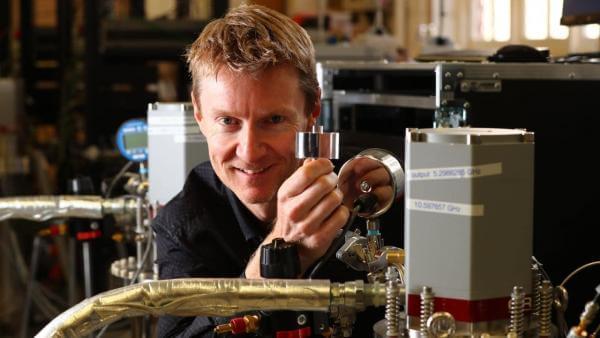 В Австралії створили годинник, що цокає 10 млрд разів на секунду