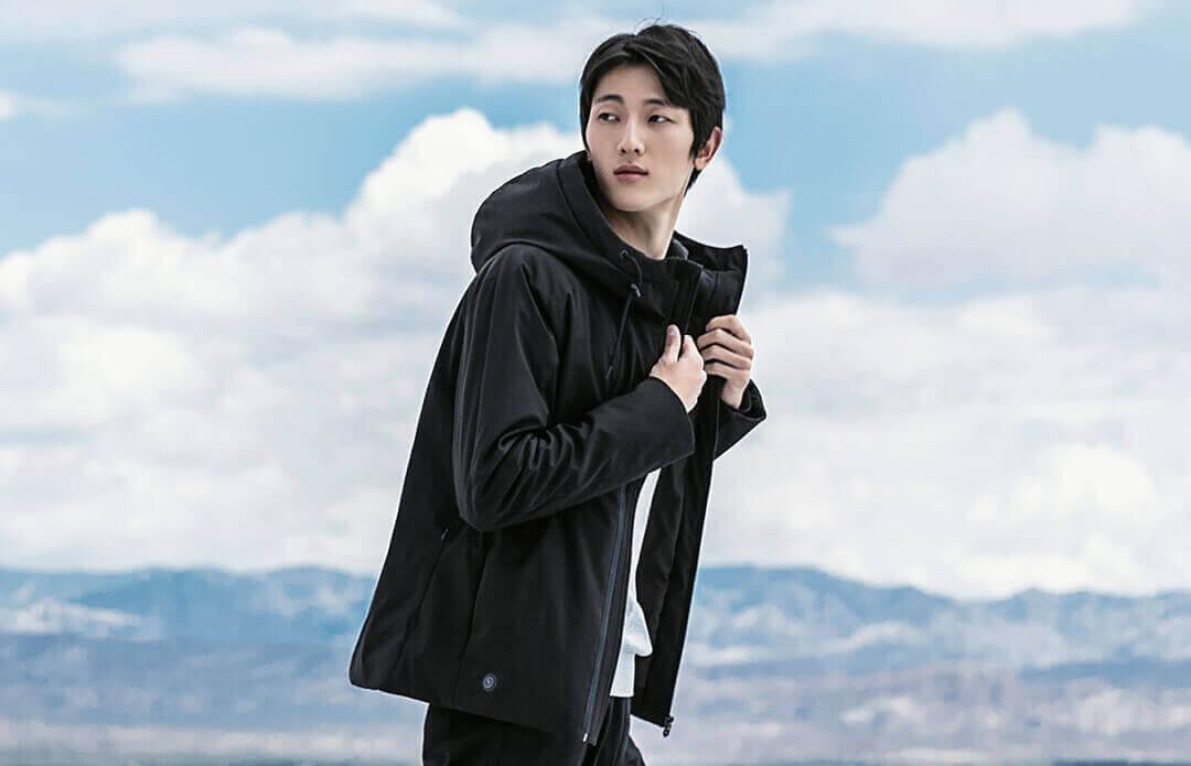 Xiaomi створили куртку, що може підтримувати потрібну температуру