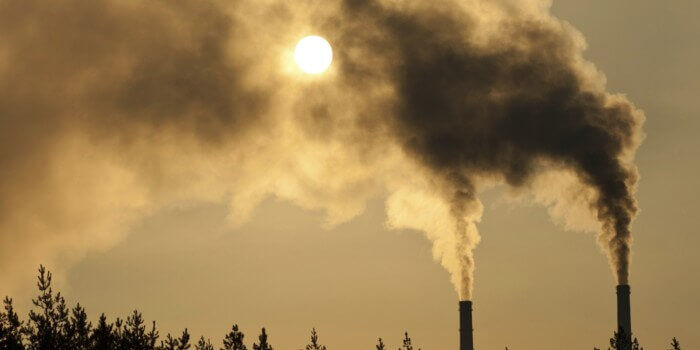 Що не так з викидами СО2?