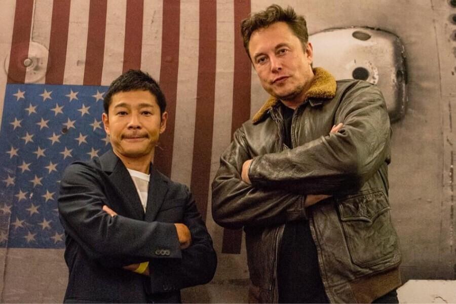 Хто він, японський турист, що першим вирушить на Місяць?