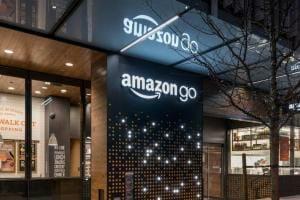 Життя За два місяці Amazon відкриє ще десять магазинів без кас та продавців amazon бізнес новина сша у світі