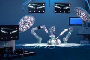 Технології Наступного року британський робот-хірург проведе першу операцію британія медицина новина роботи у світі
