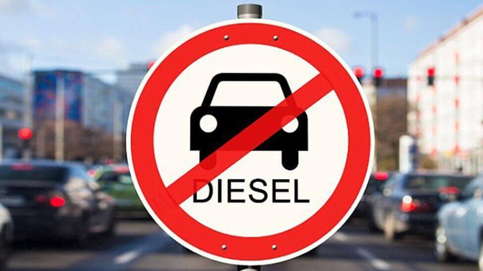 2030 року в Данії заборонять продаж дизельних авто