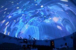 Життя Унікальне світлове шоу в Дніпровському планетарії PR Дніпро космос новина україна