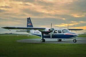 Технології В Шотландії літатимуть на електричних літаках екологія енергетика транспорт у світі