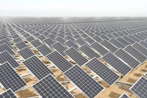 Життя Саудівська Аравія таки побудує сонячну електростанцію потужністю 200 ГВт енергетика новина саудівська аравія СЕС у світі