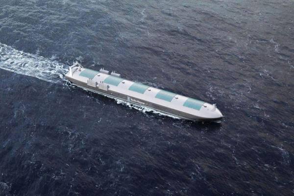 Яким буде мореплавство майбутнього — концепт від Rolls-Royce та Intel