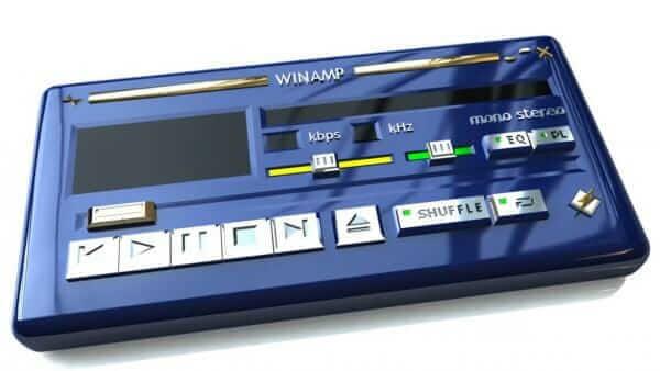 Легендарний Winamp повертається у вигляді мультимедійної платформи