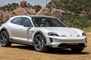 Технології Що нам відомо про перший електрокар Porsche Taycan авто електромобіль стаття транспорт