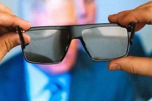 Технології У США винайшли окуляри, що захищають від зовнішньої реклами новина Реклама сша у світі