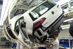 Життя Новий завод VW у Китаї випускатиме 300 тис. електрокарів на рік авто електротранспорт кнр новина у світі
