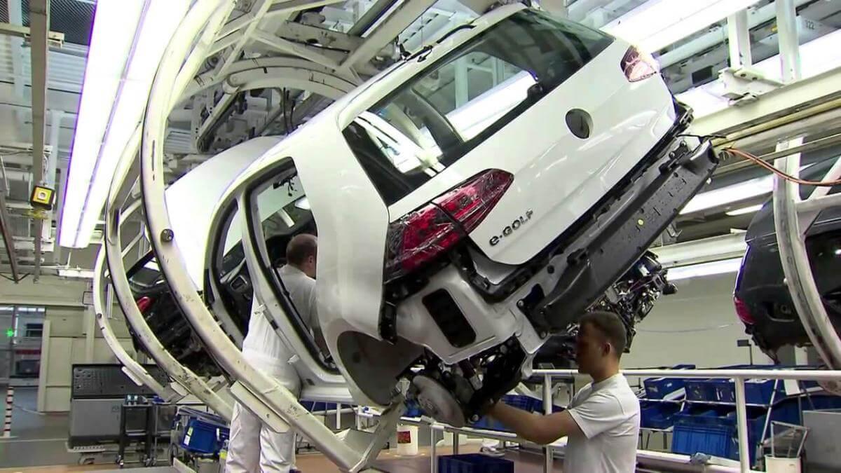Новий завод VW у Китаї випускатиме 300 тис. електрокарів на рік
