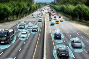Технології Без світлофорів та дорожніх знаків: в США пропонують метод боротьби з заторами новина Організація роботи сша транспорт у світі