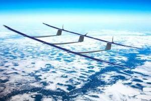 Технології Американський дрон зможе літати без посадок протягом року авіа дрон новина сша у світі