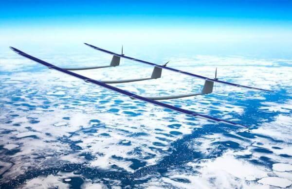 Американський дрон зможе літати без посадок протягом року