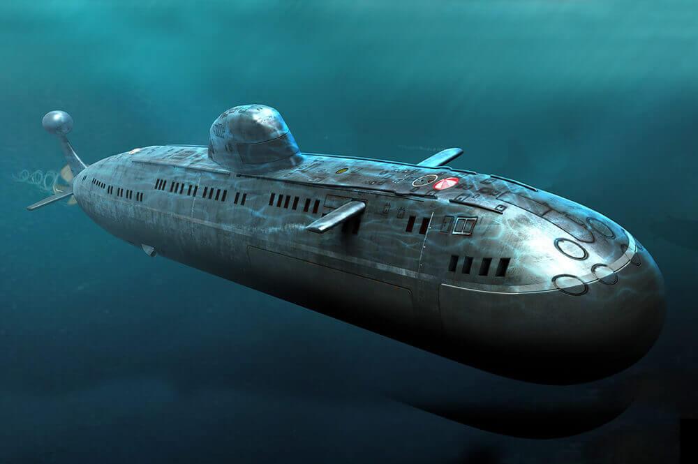 У Китаї розробляють супутник, який за допомогою лазера шукатиме підводні човни на глибині до 500 м