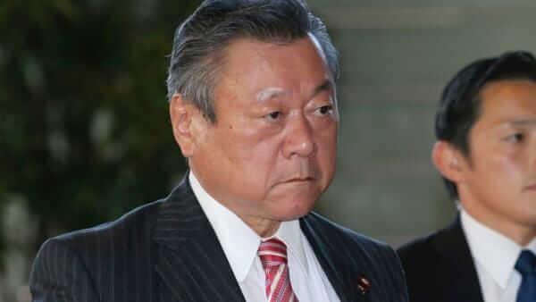 Японський міністр із кібербезпеки ніколи не користувався комп'ютером