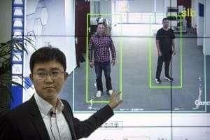 Технології У Китаї створили систему, що розпізнає особи людей за ходою безпека кнр новина поліція у світі