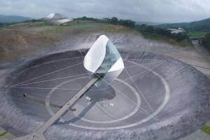 Технології Японці побудують центр керування роботами у кратері штучного вулкану космос новина у світі японія