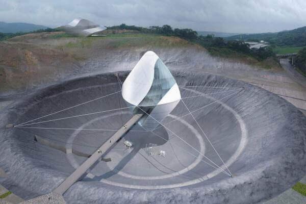 Японці побудують центр керування роботами у кратері штучного вулкану