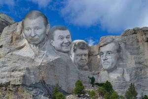 Життя Як залежало зростання нашого ВВП від президента? гроші статистика україна