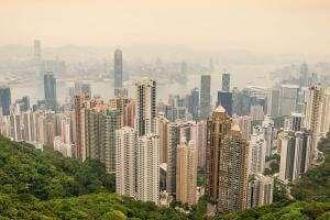 Життя Як феншуй вплинув на зовнішній вигляд Гонконга (відео VOX) embed-video vox відео Гонконг кнр