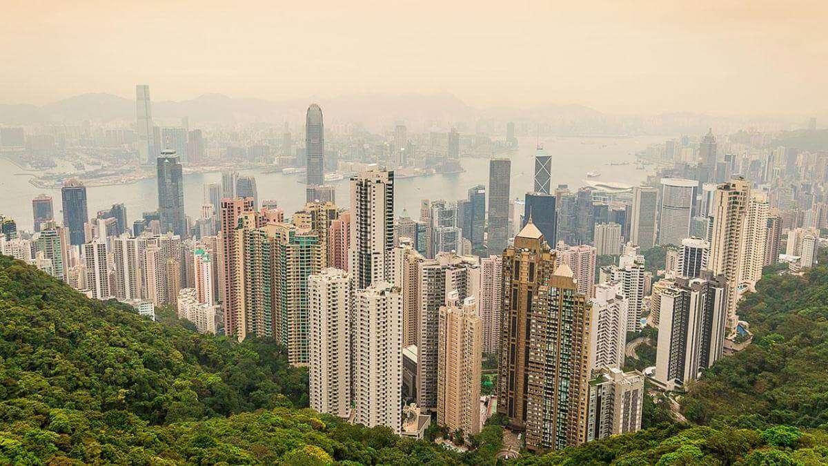 Як феншуй вплинув на зовнішній вигляд Гонконга (відео VOX)