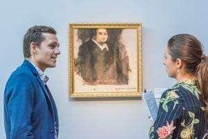 Життя Портрет вигаданої людини, намальований ШІ, продали за 432 тис. $ новина у світі франція штучний інтелект