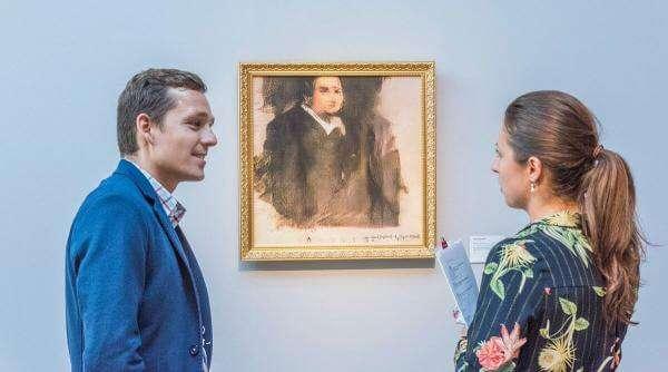 Портрет вигаданої людини, намальований ШІ, продали за 432 тис. $