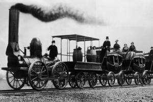 Технології П'ять несподіваних фактів про історію залізниці британія електротранспорт історія транспорт