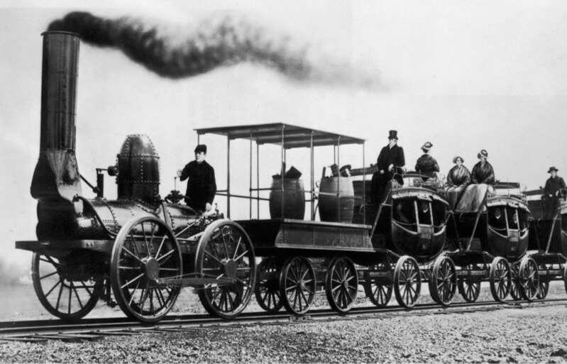 П'ять несподіваних фактів про історію залізниці