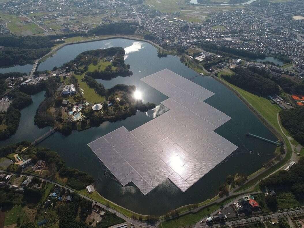 У Бельгії будуватимуть СЕС на штучних озерах