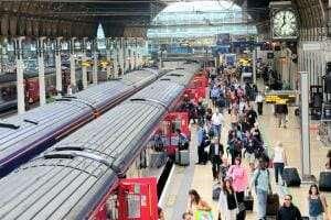Життя На лондонському вокзалі запустили очистку повітря фільтрами британія екологія новина у світі