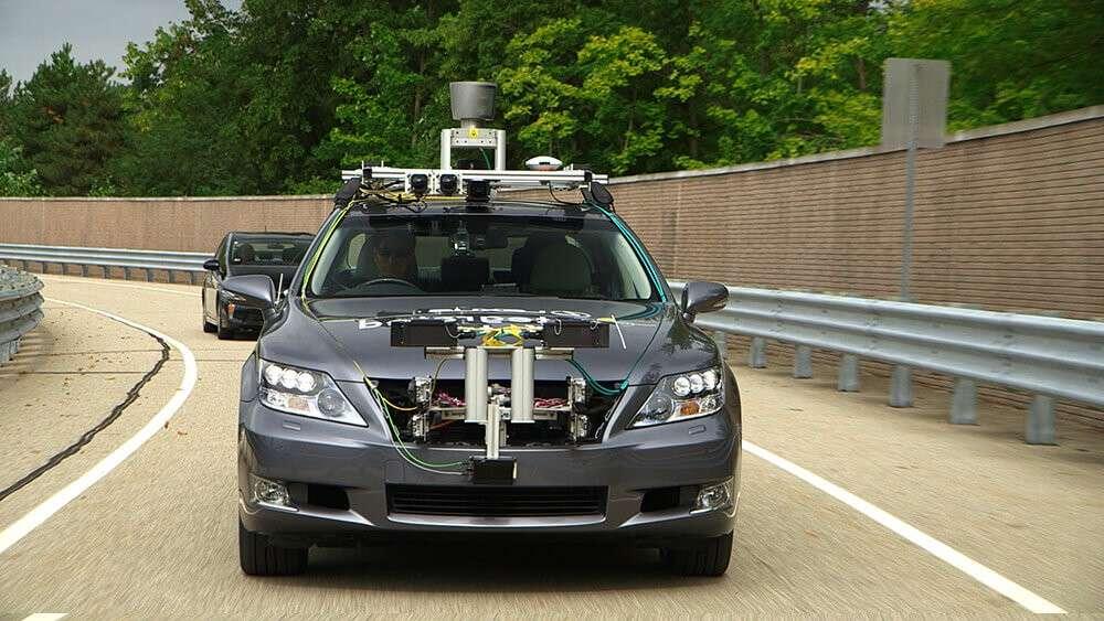 У Японії створили автомобіль із голосовим керуванням